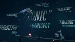 PlayStation公开《最终幻想7 重制版》赞誉之声宣传片
