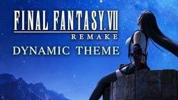 港服送《最终幻想7 重制版》蒂法动态主题 原为北美活动获取