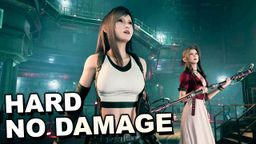 更多《最終幻想7 重制版》困難難度BOSS戰無傷精彩視頻