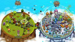 《環形帝國 競爭者》評測:上了發條的迷你RTS世界