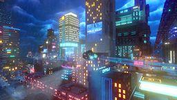 《云朋克》评测:快递员视角下的赛博朋克迷幻城市