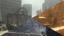 《尼尔 人工生命 升级版》公开数张游戏画面截图及艺术设定图
