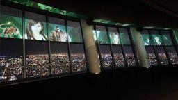 东京晴空塔联动《最终幻想7 重制版》公开特别环绕影像