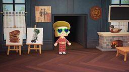臺北故宮博物院向《集合啦!動物森友會》玩家提供文物圖像