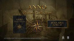 育碧公开《纪元 历史合集》宣传片 6月25日登陆PC平台