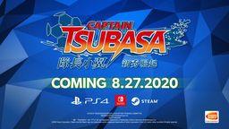 《队长小翼 新秀崛起》中文版同步发售 各种特典内容公布