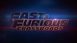 《速度与激情 十字路口》公开实机演示宣传片 8月7日发售