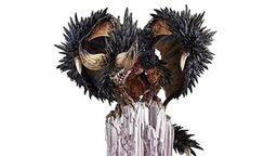 《怪物猎人世界》历战王灭尽龙手办公布 预计11月发售