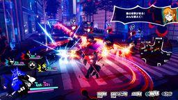 PS4/Switch《女神異聞錄5 亂戰 魅影攻手》中文版今日發售