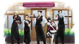 CAPCOM公开《逆转裁判》主题联动咖啡活动限定周边详情