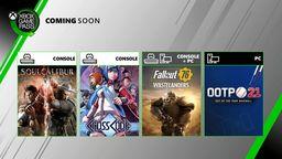 四款游戲即將加入Xbox Game Pass 包含刀魂6、輻射76等