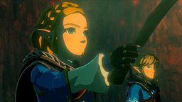 传闻:配音者暗示《塞尔达传说 旷野之息2》开发或已接近后期