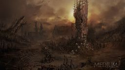 恐怖游戲《The Medium》最新截圖公開 實機演示將于近期發布