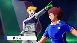 《隊長小翼 新秀崛起》意大利隊宣傳片 支持夢幻隊伍編成功能