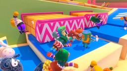 另類大逃殺游戲《糖豆人 終極淘汰賽》發售日公開 8月4日推出