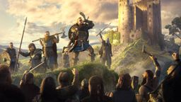 《刺客信条 英灵殿》11月17日正式发售 游戏实机演示公开
