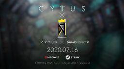 《DJMAX 致敬V》x《Cytus》聯動DLC宣傳視頻公開 7月16日推出
