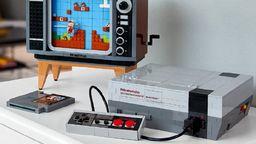 任天堂正式公開樂高NES宣傳視頻和實物圖 8月1日推出