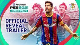 《实况足球》2021赛季更新官方预告公开 9月15日正式上线
