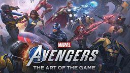 《漫威復仇者聯盟 藝術集》將于9月8日推出 包含眾多獨家內容
