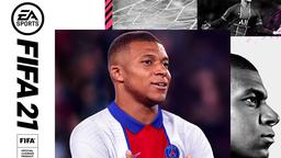 姆巴佩成為《FIFA 21》封面球星 PS4各版本實體封面公開