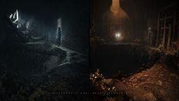 《The Medium》最新游戲截圖公開 展示游戲中雙重世界概念