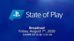 "SIE宣布最新一期""State Of Play""活动将于8月7日举办"