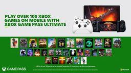 xCloud云游戏服务将于9月15日上线 XGPU会员可直接游玩