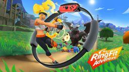 最新一批進口網絡游戲版號公布 國行《健身環大冒險》過審