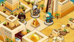 《尼羅河勇士》評測:小棋盤上的無窮世界