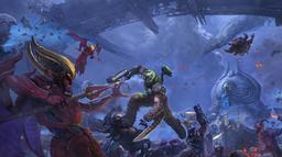 """《毁灭战士 永恒》DLC""""The Ancient Gods""""先导预告公开"""