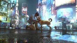 你可以在《幽灵线 东京》里撸狗 三上真司公开全新游戏画面