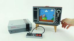 乐高NES套装快速拼装全过程视频 已于8月1日上市