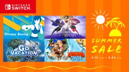 任天堂港服eShop開始夏季精選優惠 四款游戲七折促銷