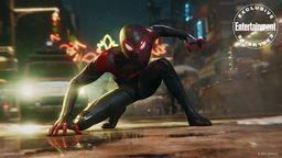 《漫威蜘蛛俠 邁爾斯莫拉里斯》新截圖公開 展示光線追蹤效果