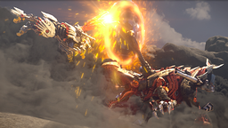 《索斯机械兽 Infinity Blast》公开首段宣传PV 今冬登陆Switch