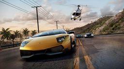 英亞?上架《極品飛車 熱力追蹤 高清版》頁面 11月13日發售