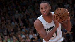 《NBA 2K21》本世代輝煌生涯和街區相關場邊報告