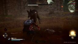 《刺客信條 英靈殿》公布近五分鐘演示視頻 與巨狼對決