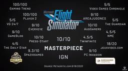 《微软飞行模拟》玩家数量过百万 为目前 PC版XGP最受欢迎游戏