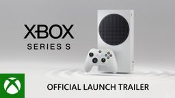 Xbox Series S官方宣传片发表 将于11月10日发售