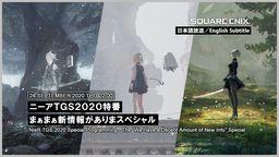 「尼尔系列 TGS2020」特别节目将于9月24日放送