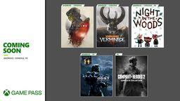 XGP近期新入库游戏阵容一览 包含命运2扩展包、光环3 ODST等