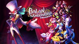 SE音乐剧3D动作游戏《巴兰的异想奇境》2021年3月26日发售