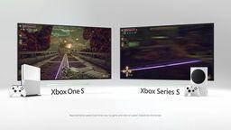 Xbox Series S加载速度展示 Velocity引擎架构带来流畅体验