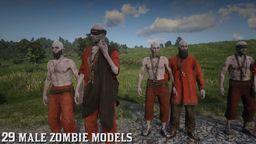 《荒野大镖客Online》发现僵尸模型 或有万圣节活动更新