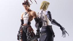 Square Enix旗下模型品牌推出《放浪冒险谭》模型新品