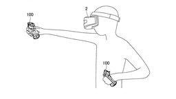 索尼提交VR输入设备新专利 或将推出新的VR控制器