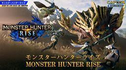 《怪物猎人 崛起》首段实机演示公开 翔虫、原野、怪物生态等
