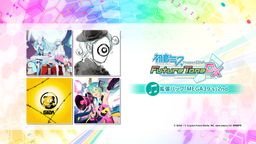《初音未来FT/DX》追加曲包「MEGA39's」第二弹10月推出